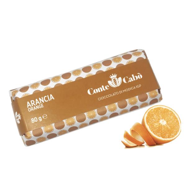 Cioccolato di Modica IGP Arancia