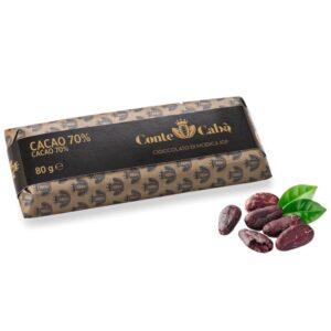 Cioccolato di Modica IGP Cacao 70%