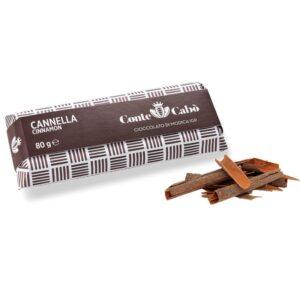 Cioccolato di Modica IGP Cannella