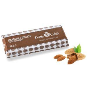 Cioccolato di Modica IGP Mandorla Tostata