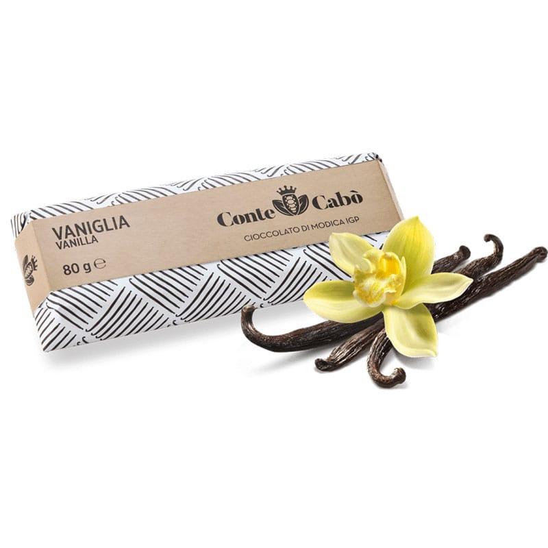 Cioccolato di Modica IGP Vaniglia