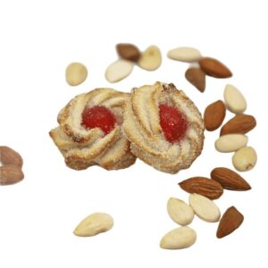 Pasticcini di Pasta di Mandorle