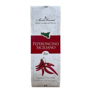 Peperoncino Siciliano Bio