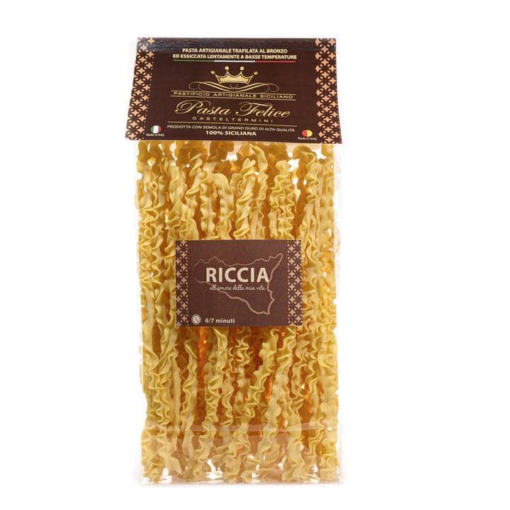 Pasta Riccia
