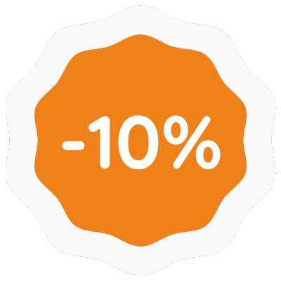 Coupon sconto 10%