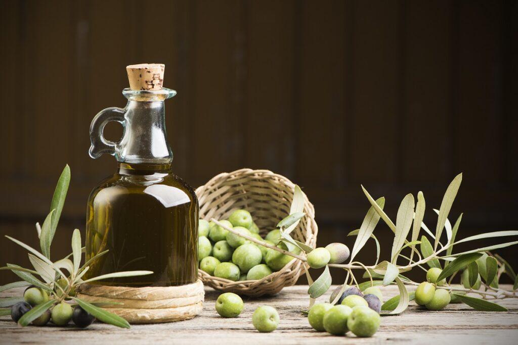 Olio Extravergine d'oliva siciliano