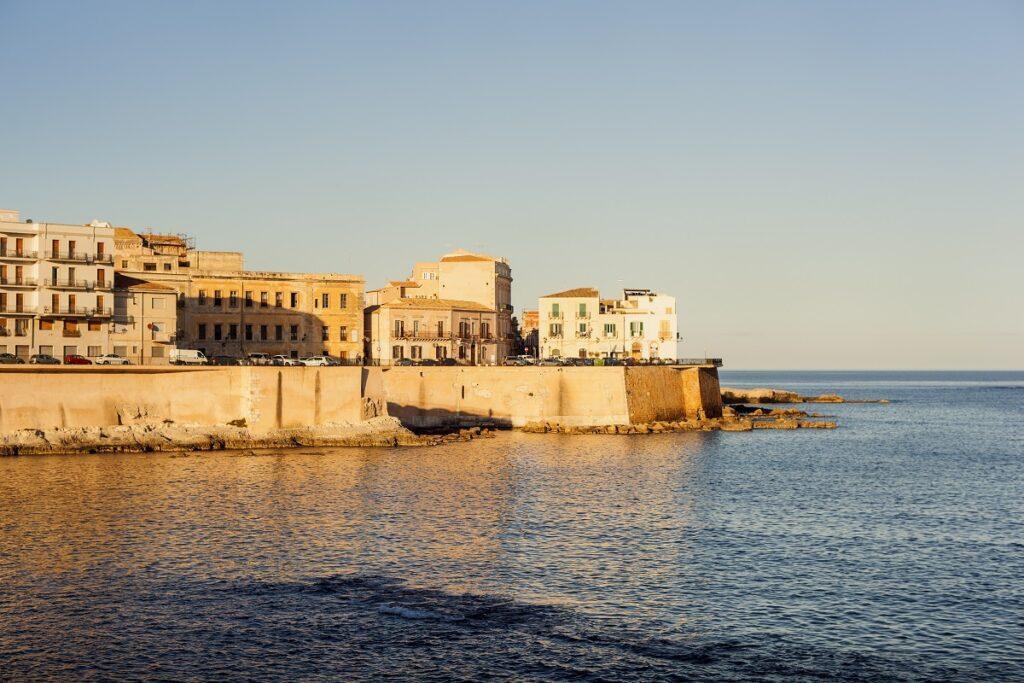 Vista di Ortigia
