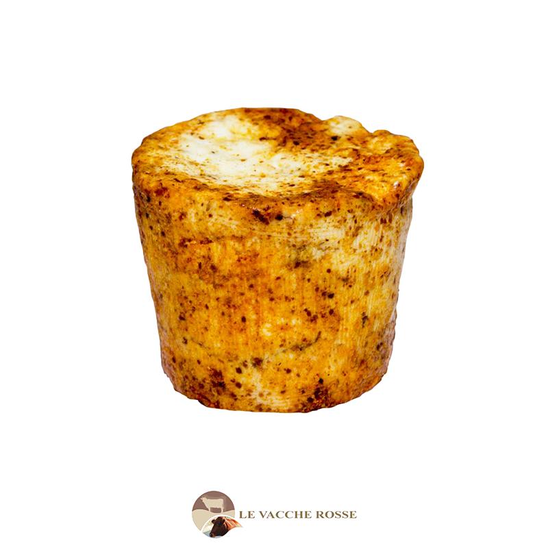 Ricotta salata al peperoncino Caseificio Mangiapane