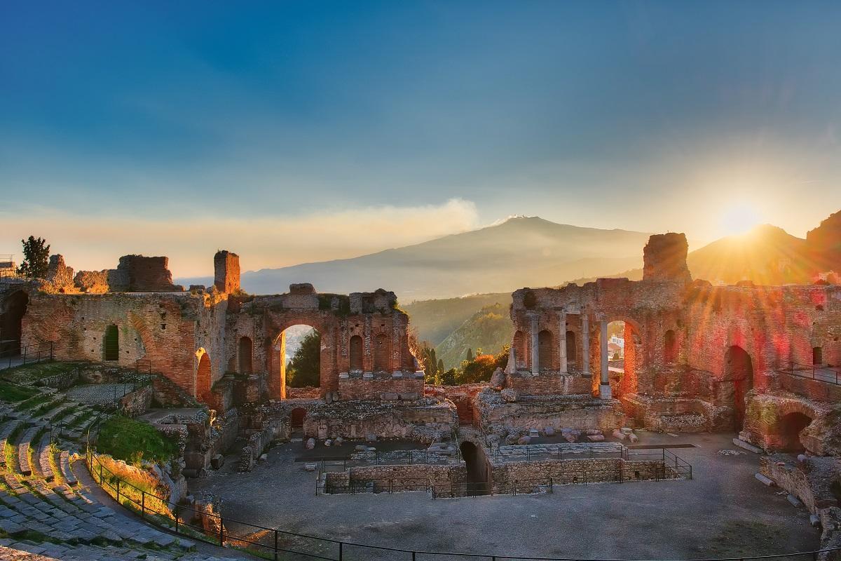 Teatri greci in Sicilia