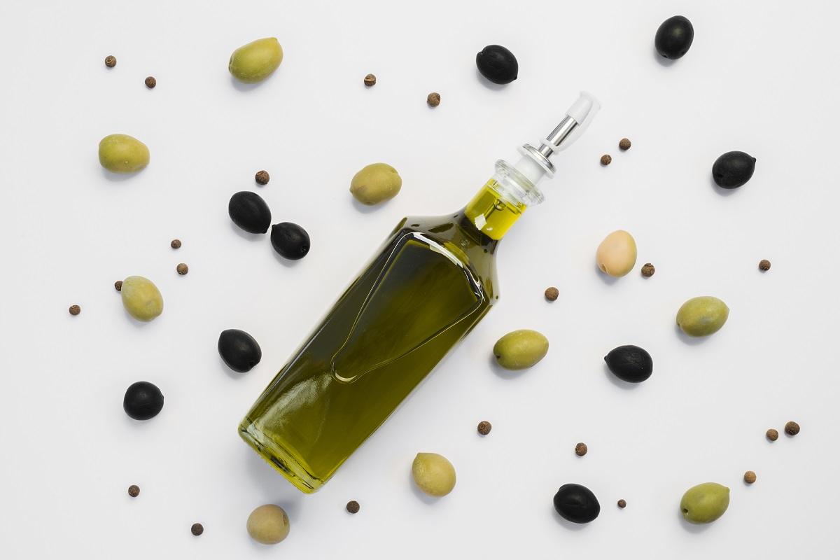 Olio siciliano extravergine d'oliva